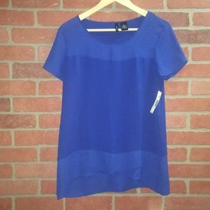 NWT Small New Directions Blue